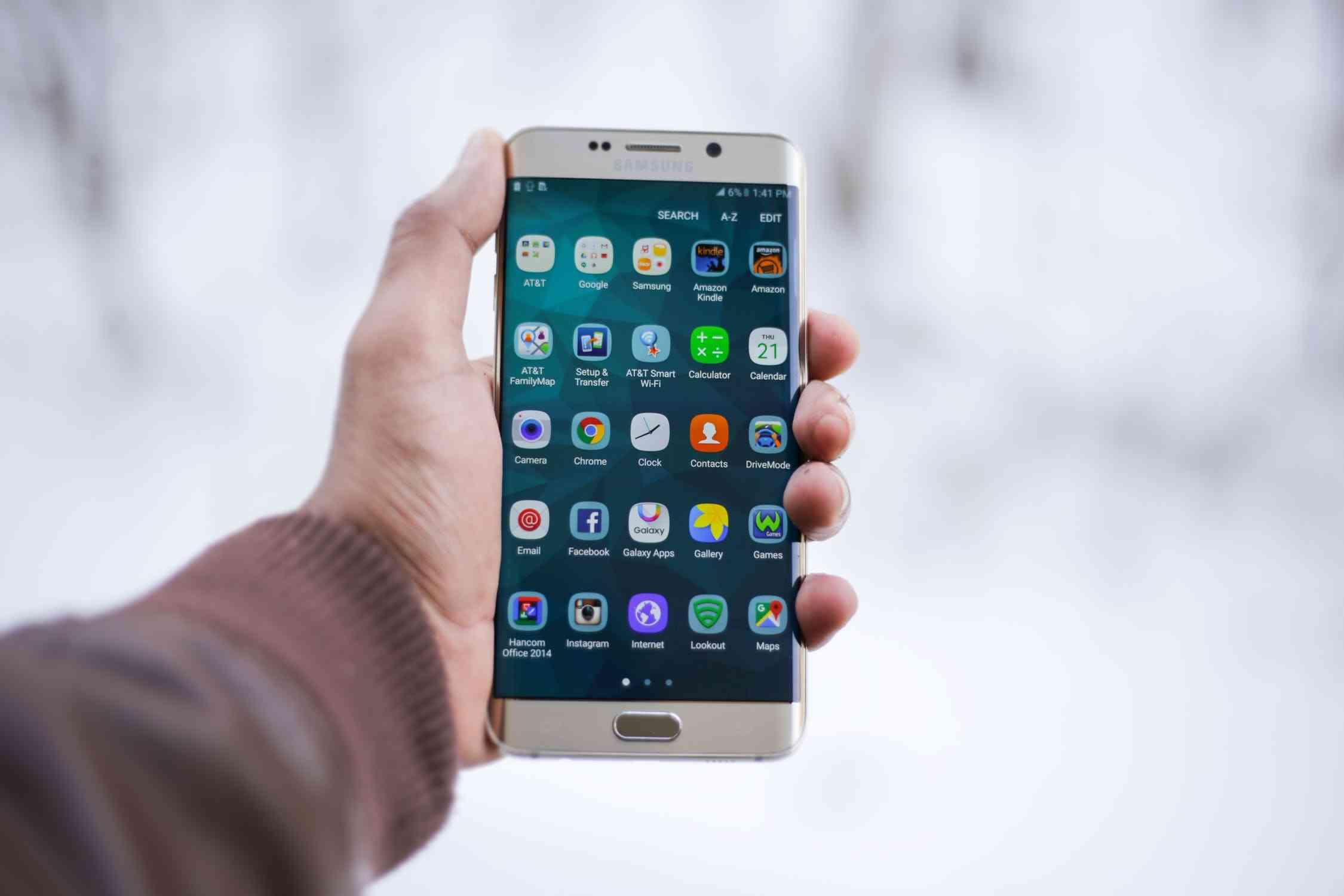 Aplikacja tłumaczeniowa Android